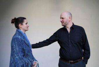 Julia Küßwetter und Daniel Fiolka